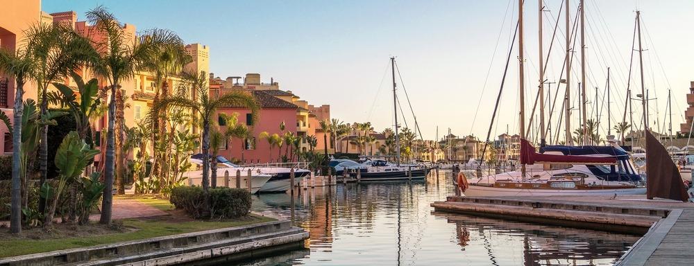 Sotogrande-Espagne-Costa del sol-bord de mer-immobilier