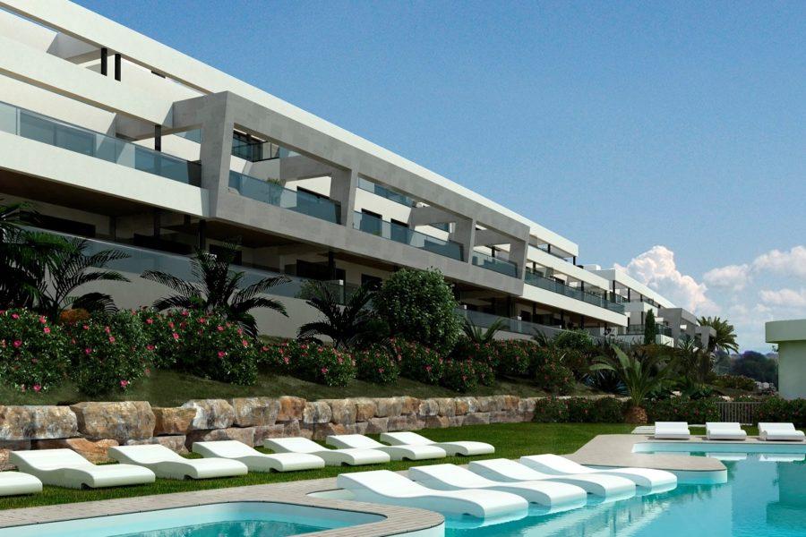 Appartement à vendre Costa del Sol